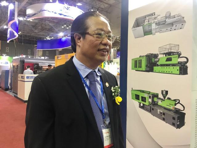 Hồ Đức Lâm chủ tịch hiệp hội ngành nhựa Việt Nam