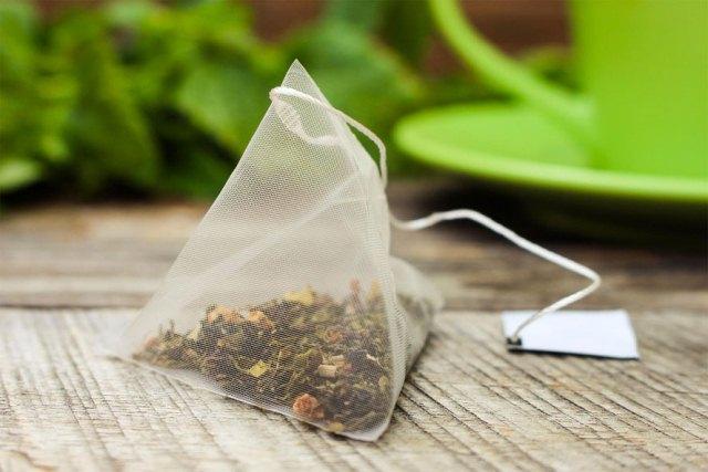 Túi lọc trà bằng nhựa