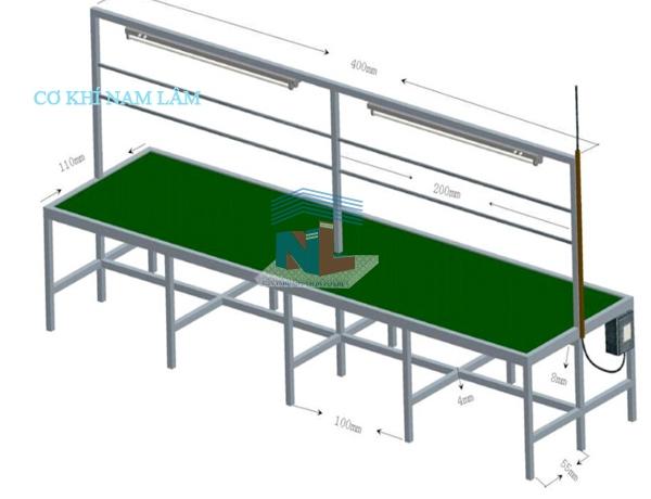 Gia công bàn lắp ráp linh kiện điện tử