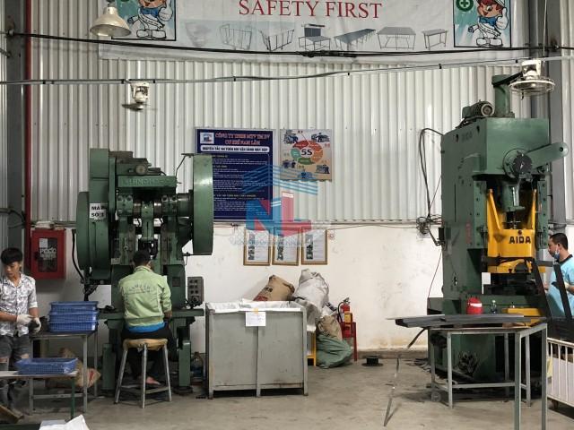 Gia công cơ khí chính xác tại bình dương công ty Nam Lâm