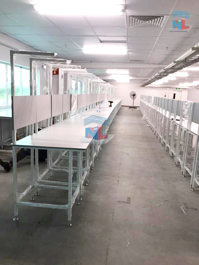 Gia công bàn lắp ráp linh kiện điện tử tại Bình Dương