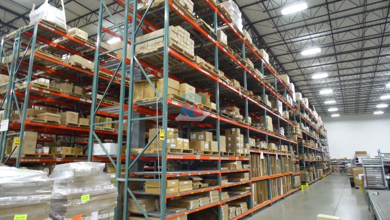 Gia công kệ lưu trữ hàng hóa tại Bình Dương