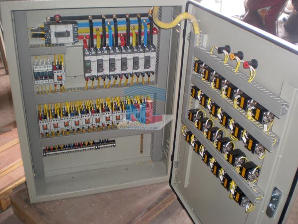 Gia công vỏ tủ điện công nghiệp tại Bình Dương