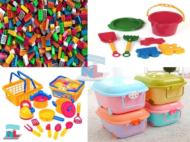 Gia công đồ chơi bằng nhựa theo yêu cầu