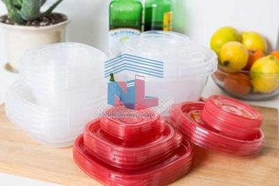 Gia công hộp nhựa đựng thực phẩm