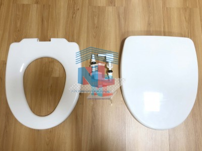 Gia công nắp bồn cầu công ty nhựa Nam Lâm