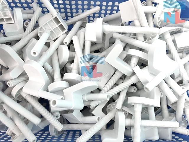 Gia công ép nhựa PP theo yêu cầu
