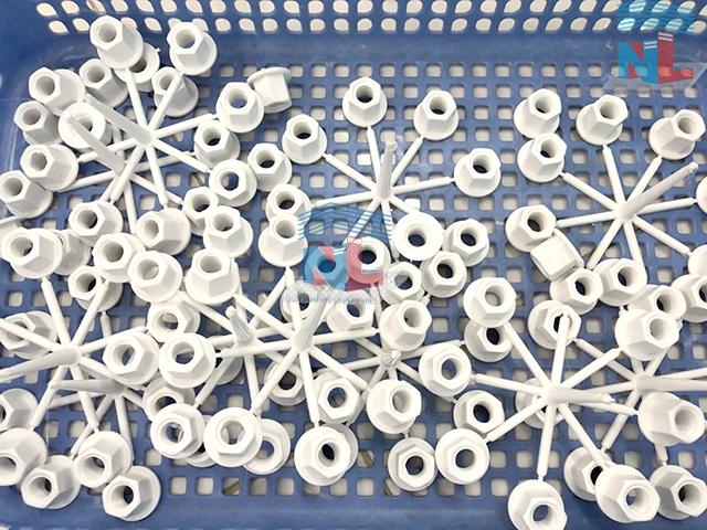 Gia công ép phụ kiện nhựa PP theo yêu cầu
