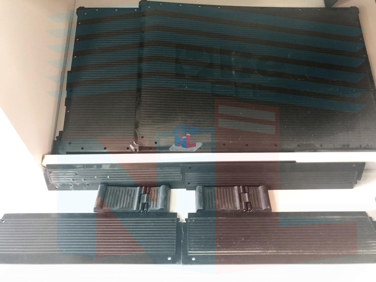 Gia công hộp nhựa đựng thiết bị theo yêu cầu