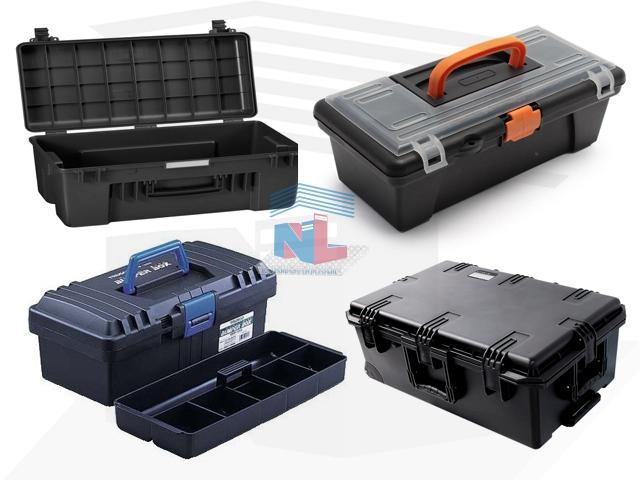 Gia công hộp nhựa , vali nhựa , khay nhựa đựng dụng cụ thiết bị