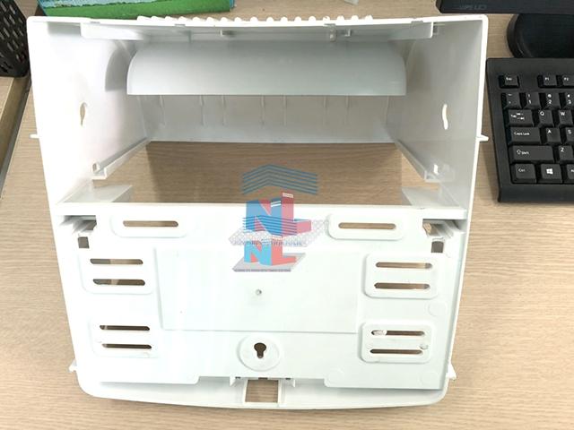 gia công vỏ hộp nhựa thiết bị vệ sinh theo yêu cầu
