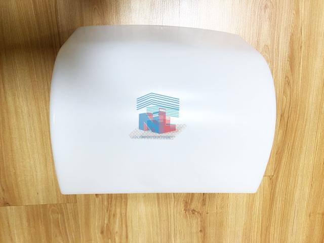 Nắp hộp nhựa mờ thiết bị vệ sinh