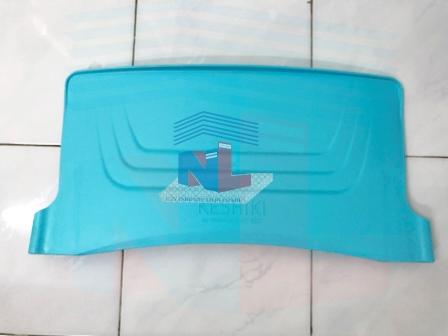 Gia công tấm chắn nhựa đầu giường thiết bị y tế
