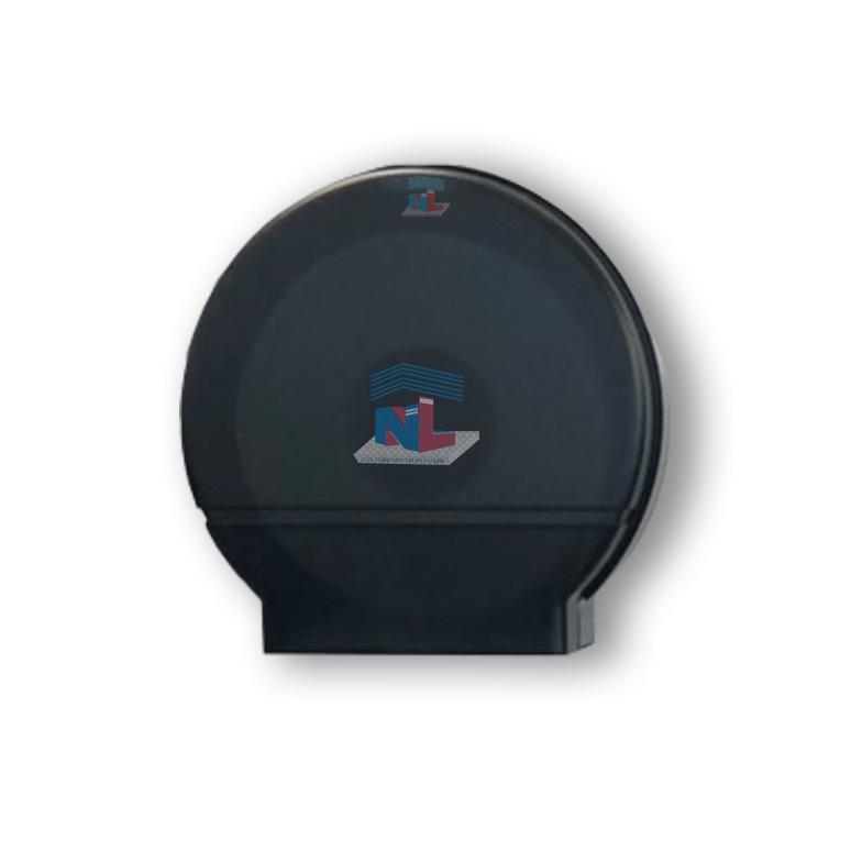 Hộp nhựa đựng giấy vệ sinh loại tròn cuộn lớn NL468C