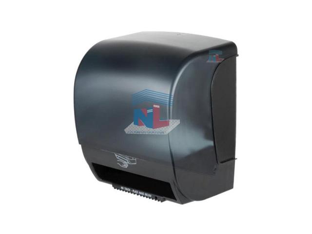 Hộp nhựa đựng và cắt giấy vệ sinh cuộn lớn tự động Nl468A
