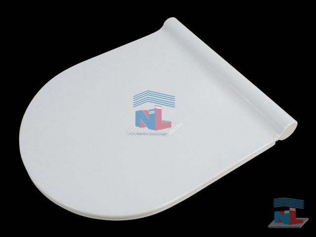 Gia công sản phẩm nhựa nắp bồn cầu NL-BC03