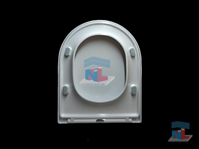 Gia công nắp bồn cầu thiết bị vệ sinh NL-BC03