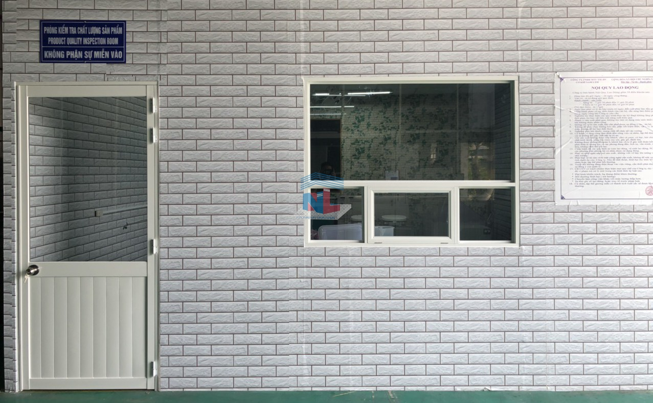 Phòng test sản phẩm gia công ép nhựa