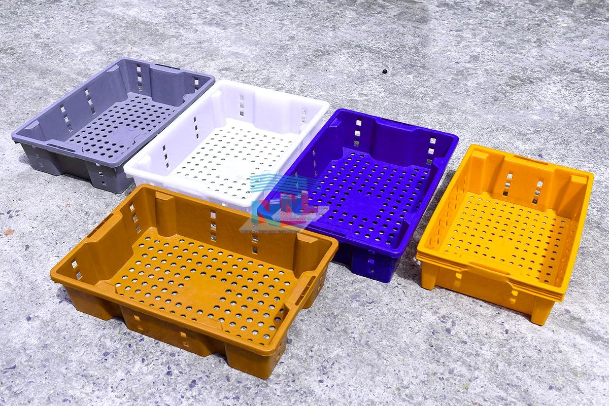Gia công sóng nhựa công nghiệp tại bình dương