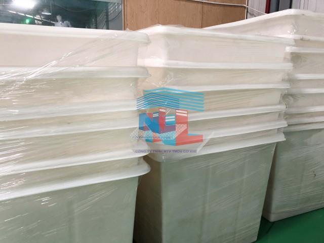 Bán thùng nhựa đựng vải công nghiệp trên toàn quốc